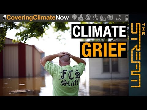 🌍 Is 'climate grief' a path towards healing the world?   The Stream