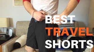 BEST TRAVEL SHORTS   Lululemon Pace Breaker Shorts Review