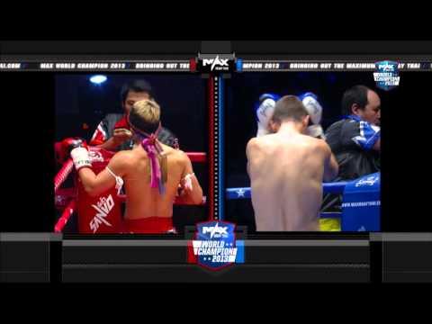 Hiroya VS Igor Liubchenko at Max World Champions / Final Chapters