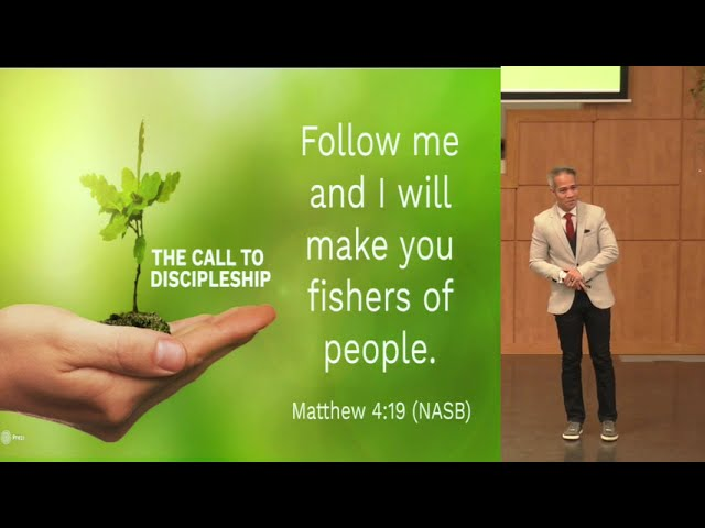 January 10th, 2021: The Call of Discipleship