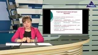 Видеолекция Методы профессионального обучения