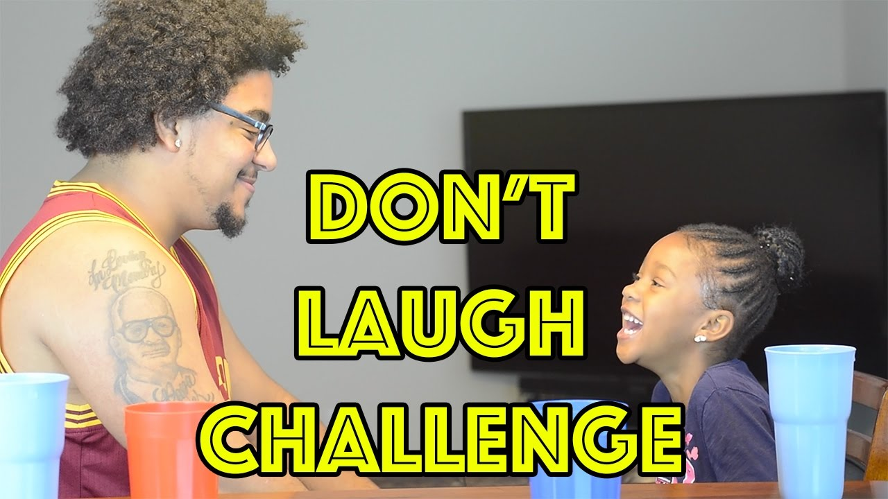 Best Dont Laugh Challenge
