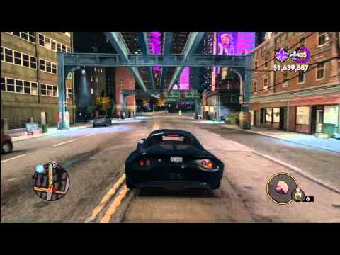 Saints Row The Third Vehicle Theft 17 Vortex |