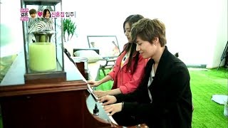 Video Tae-min♥Na-eun Playing Piano Together download MP3, 3GP, MP4, WEBM, AVI, FLV Maret 2018