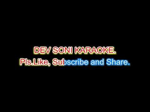 Lal Dupatta Malmal ka. Karaoke with lyrics by DEV SONI. Pls. Like Subscribe and Share.