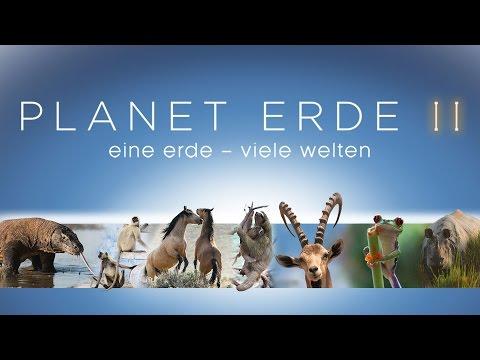 PLANET ERDE II - Trailer [HD] Deutsch / German
