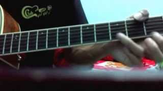 Eyes, nose, lips - fingerstyle guitar