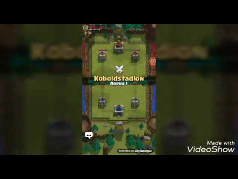 Clash Royale #2 /King GG TV