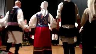 Gruppo Folk Naramì - Ballu Cabillu