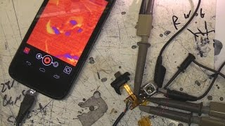 seek Thermal camera teardown part 1