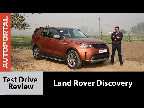 Land Rover Discovery Test Drive Review - Autorportal