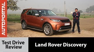 Land Rover Discovery Test Drive Review - Autoportal