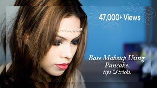 Base Makeup using Pancake || Smokey Eye || by Zannat Meem
