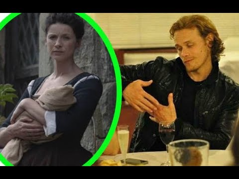 'Outlander' Watch Claire and Jamie Fall in Love When Caitriona Balfe and Sam Heughan Audition.
