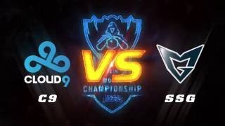 14102016 highlights tu ket ssg vs c9 tran 2cktg2016