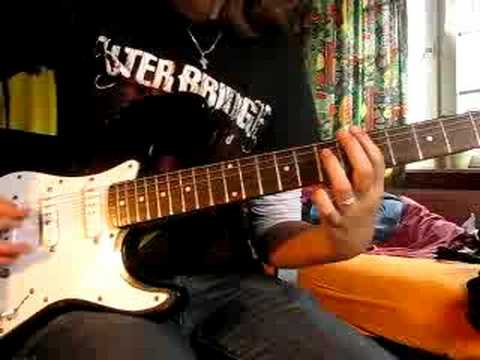 Savin Me Guitar Chords