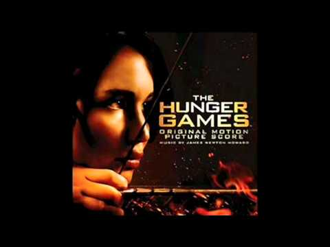 The Hunger Games [Soundtrack] - 12 - Healing Katniss [HD]
