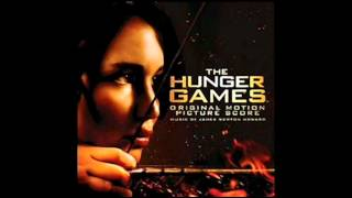 The Hunger Games [Soundtrack] - 12 - Healing Katniss [HD]