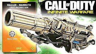 "THE HOLY MAMMOTH | Epic ""2-Shot"" LMG IS GODLY! - Infinite Warfare w/ EliteShot"