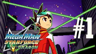 Mega Man Star Force Dragon Walkthrough [HD] [COMPLETE]