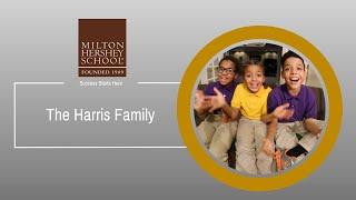 Video Milton Hershey School: The Harris Family download MP3, 3GP, MP4, WEBM, AVI, FLV April 2017