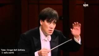 dragon ball gt sinfonia nr ii orquesta sinfonica en vivo 2011 instrumental