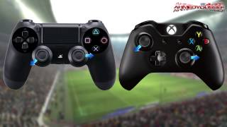 Pes 2015 Skills - Tricks HD Tutorial ( PC & Xbox One & PS4 ) 1080p