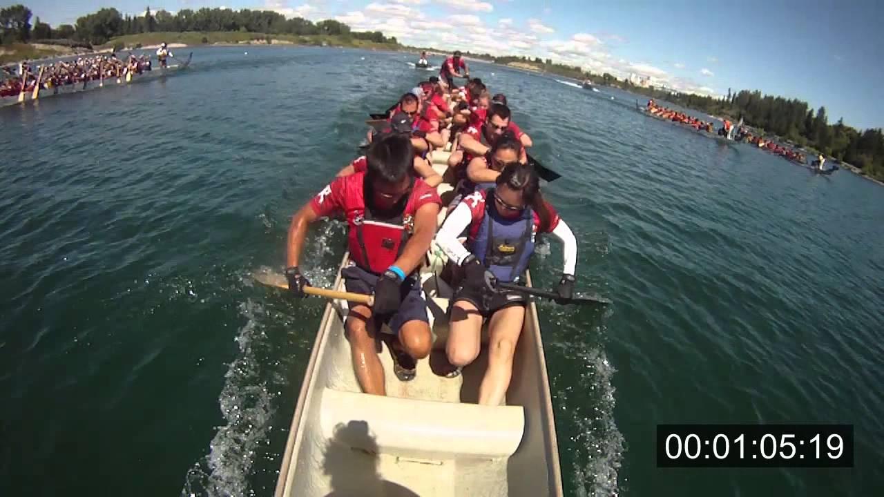 Calgary Dragonboat Festival 2011 Crew Yahoo