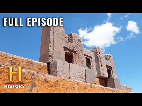In Search of Aliens: Mystery of Puma Punku Revealed (S1, E7)