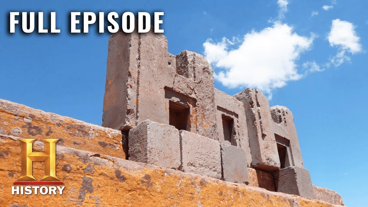 Download In Search of Aliens: Mystery of Puma Punku Revealed (S1, E7) | Full Episode