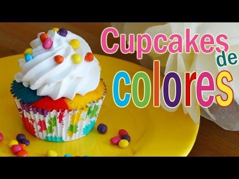 Como Decorar Los Cupcakes Para Fiestas