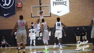 2017 Drew League - Isaac Hamilton Week 3 Mix