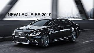 NEW 2019 Lexus ES | Premiere of the 2018 Beijing Motor Show