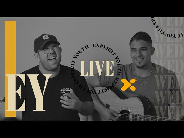 Trinity Students - Explicit Youth - LIVE!