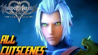 Kingdom Hearts 2.8 - All Cutscenes Full Movie English HD (KH 0.2 BBS)