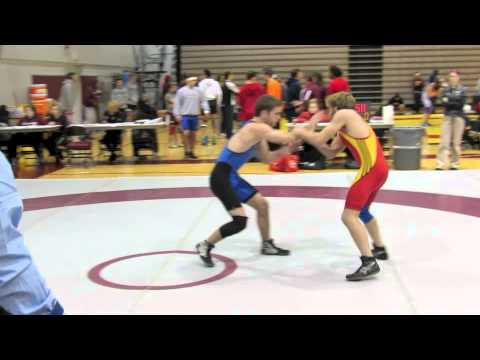 2012 McMaster Invitational: 54 kg Scott Young vs. Trevor Banks