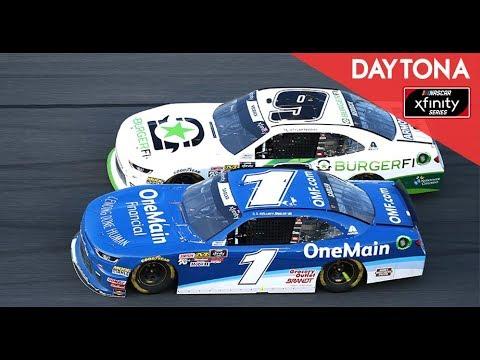 NASCAR Xfinity Series- Full Race -Powershares QQQ 300