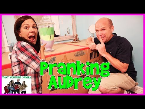 Parents Prank Audrey / That YouTub3 Family