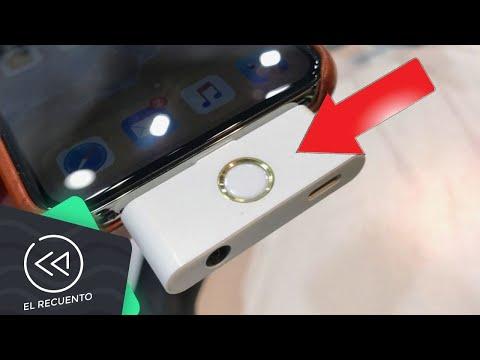 Crean botón Home para iPhone X   El recuento