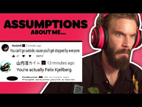 Assumptions About Me...