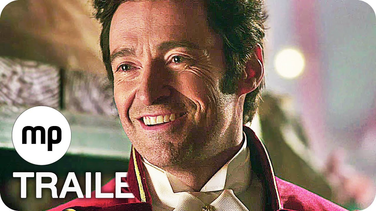 The Greatest Showman Trailer Deutsch