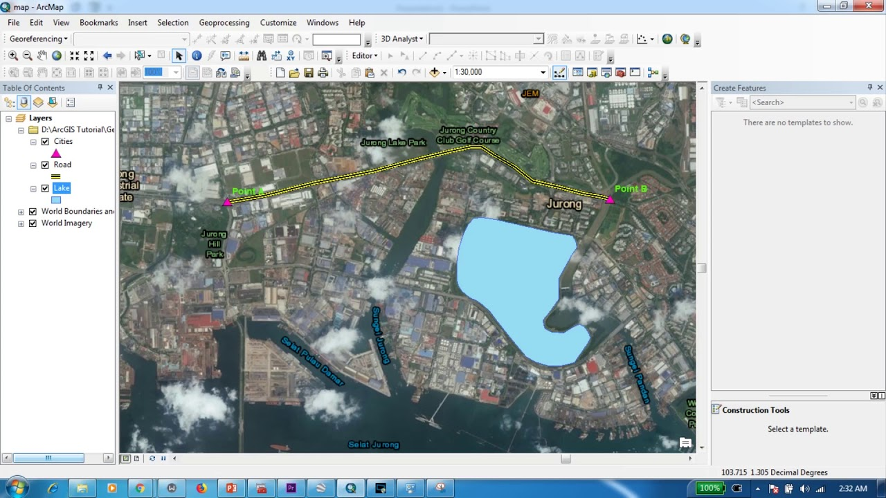 How to Calculate the Geometry of Shapefiles using ArcMap (with Real Examples)