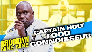 Holt The Food Connoisseur | Brooklyn Nine-Nine