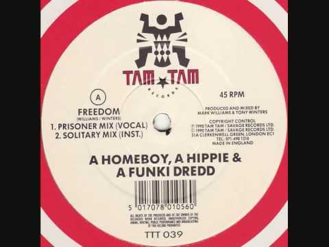 A Homeboy, A Hippie & A Funki Dredd - Temple Of Love