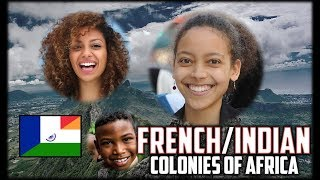 Africa's Strange French/Indian Colonies (Mauritius and Réunion)