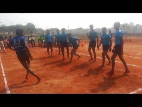 Kongu Engineering vs velammal chennai kabaddi match