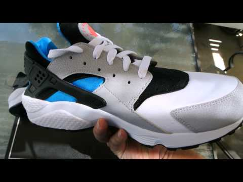 KoF Mailbox: Nike Air Huarache OG from Champs Sports