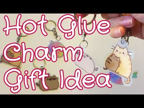 Gift Idea - Custom Key Chain Charm | Sunny DIY