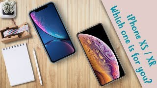iPhone XS Max / iPhone XR - Which One Is For You?!