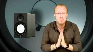 Yamaha HS50M Powered Studio Monitor - www.whybuynew.co.uk